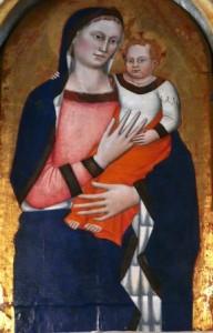 Madonna di Jacopo di Cione 1383 - Copia
