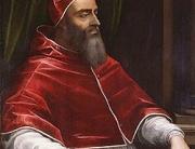 Papa Clemente VII, già cardinale di Firenze Giulio de'Medici